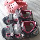 Dekliški crocs in sandali 30