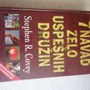 7 navad zelo uspešnih družin, Stephen R. Covey 1998
