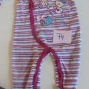 pliš pižama/pajac odlično ohranjeno