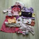 Komplet oblačil za punčko 56 62 68 cena15€