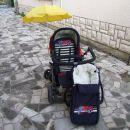 Otroški voziček Babywelt Oregon GT6 - 100€
