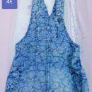 Jeans oblekica F&F vel. 92