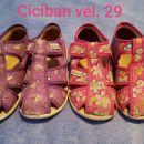 Copati Ciciban vel. 29