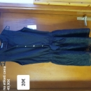 Ženska oblekica - črna - vel. Uni