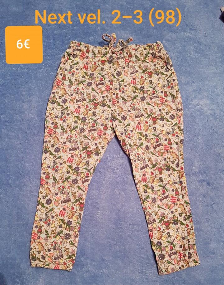 Tanke hlače Next vel. 2-3 (98)