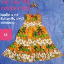 Oblekica vel. cca 104, nosljiva dlje