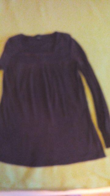 Nosečniška oblačila- res lepo ohranjena - foto