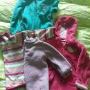 2x puloverček, 2x jopica 86/92