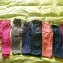 komplet hlač 86/92... 20 eur