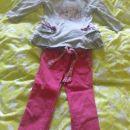 komplet 6 eur + ptt-ostale samo še roza kavbojke-3 eur plus ptt
