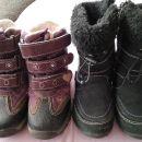 Zimski škornji št. 24, oboji za 8 eur