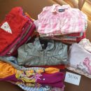 Oblačila za deklico 3-4 leta, 33 kos=45€