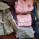 Oblačila za deklico 5-6 let, 46kos 60€