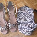 Tigrasti plesni čevlji, it. št. 39, 30,00