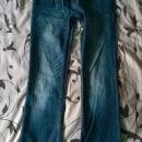 Hm nosečniške hlače, jeans, št 40