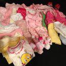 Komplet oblačil za punčko novorojenčka št. 56