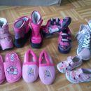 obutev za deklico od št. 25-35