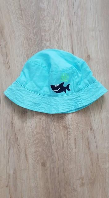 Poletni klobuček št. 74/80 - foto