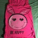 Majica z lušnim zajčkom