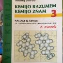 Delovni zvezek za kemijo 3, 2.del