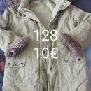 Oblacila za deklico 122/128