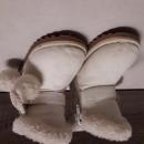 Zimski škornji za punčko
