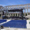 Puljska Arena julij 2005