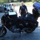 no, pa začnimo pot proti Dalmaciji  od 14.7.-27.7.07