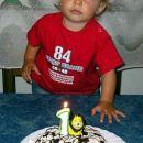 1. rojstni dan 11.7.2006