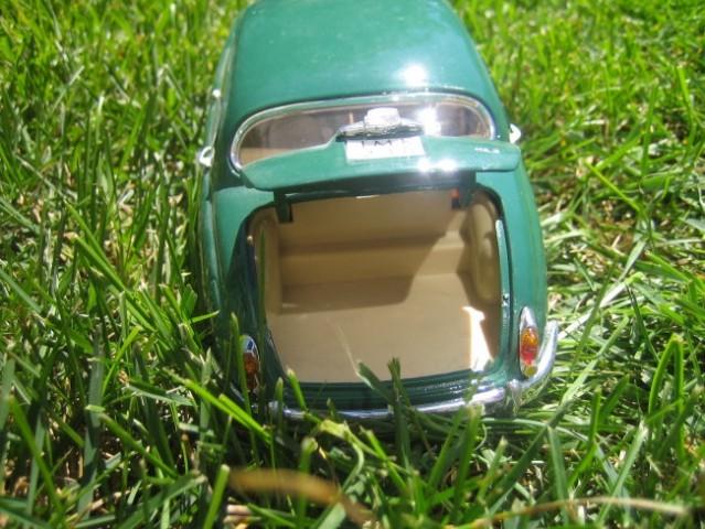 Moja zbirka kovinskih/plastičnih maket - foto