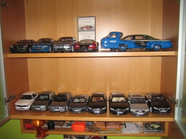 Moja zbirka kovinskih/plastičnih maket - foto povečava