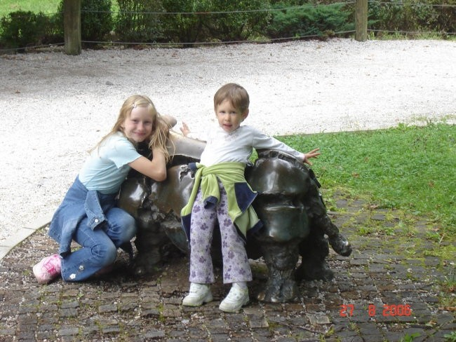 OBISK ŽIVALSKEGA VRTA 2006 - foto povečava