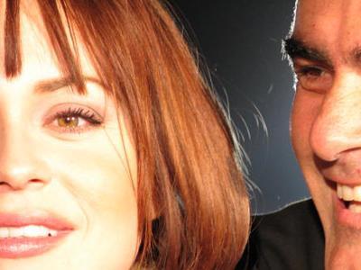 Gaby&Saul skupaj - foto