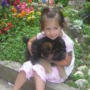 MARINA and puppie