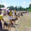 dog show in Bakovci