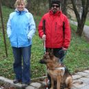 HYDRARGIUM - LEADER DOG Ajko Izolamar AND HIS OWNER Jože Škerbec - ONE OF THE BEST TEAM IN