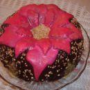 kolač božična zvezda