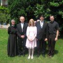 Sestra Maristela-škof-maruška -peter-martin