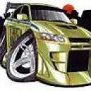 2F2F Mitsubishi Lancer Evo