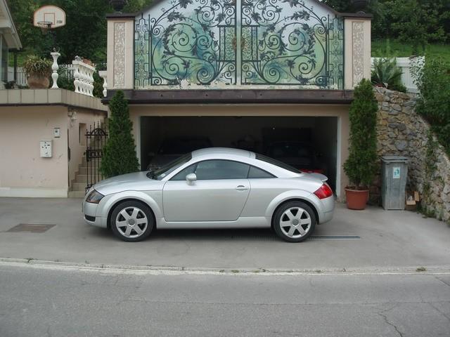 Moj Audi TT - foto