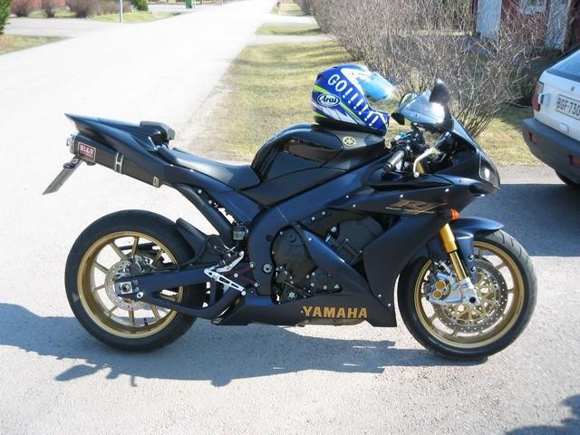 Yamaha R1 SP