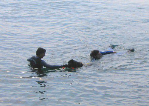 Reševanje iz vode 2011 - foto