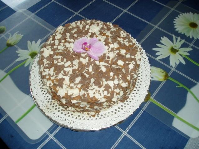 Čokoladna torta iz baze