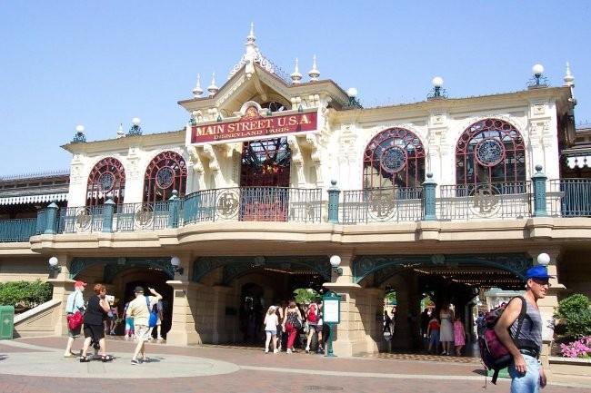 Disneyland - foto povečava