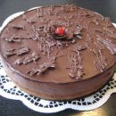 Čokoladna Kulinarika in Maraschino torta