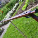 puška efektivna dolžina 80cm