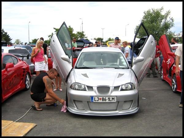 Avtoshow, Koper - 08.07.2006 - foto