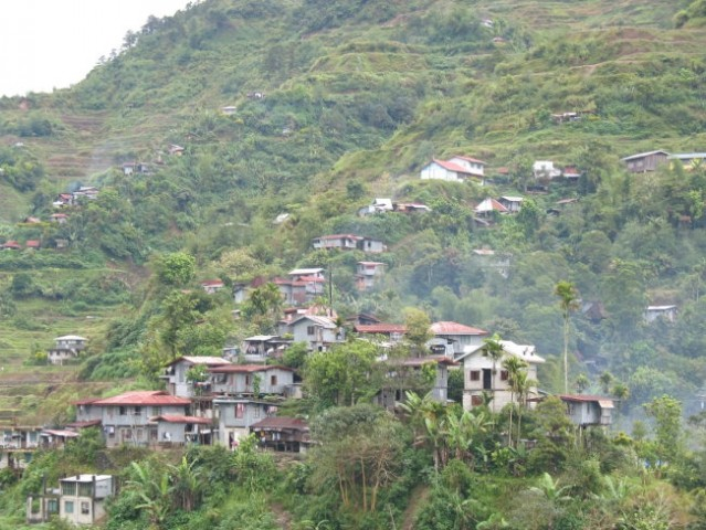 Banaue, where you can find the world famous rice terraces