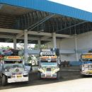 Bus terminal in Palawan island