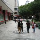 The central shopping area is concentrated on Orchard Road